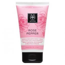 APIVITA ROSE PEPPER CREMA CORPORAL REAFIRMANTE Y RESTRCTURANTE 150ML