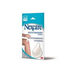 NEXCARE GEL STRIP PEQUEÑO 6 APOSITOS