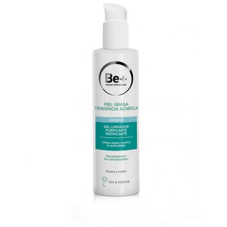BE+ GEL LIMPIADOR PURIFICANTE