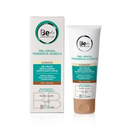 BE+ BB CREAM REGULADORA MATIFICANTE SPF20 PIEL GRASA TENDENCIA ACNEICA PIEL OSCURA 40 ML