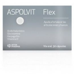 ASPOLVIT FLEX 30 COMPRIMIDOS