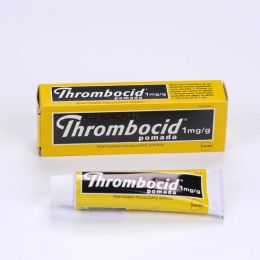 THROMBOCID 1 MG/G POMADA 1 TUBO 30 G
