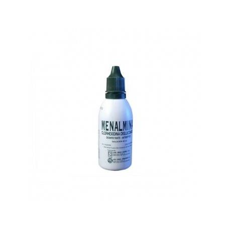 MENALMINA 10 MG/ML SOLUCION TOPICA 1 FRASCO 40 ML