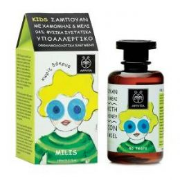 APIVITA KIDS GEL DE BAÑO 250 ML