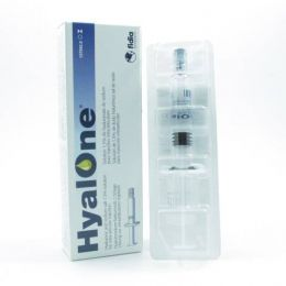 HYALONE 60 MG/4 ML JGA