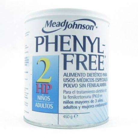 PHENYL-FREE 2HP 450 G 1 BOTE NEUTRO