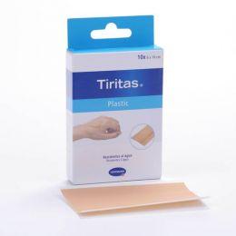 TIRITAS PLASTIC APOSITO ADHESIVO 1 M X 6 CM