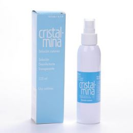CRISTALMINA 10 MG/ML SOLUCION TOPICA 1 FRASCO 125 ML